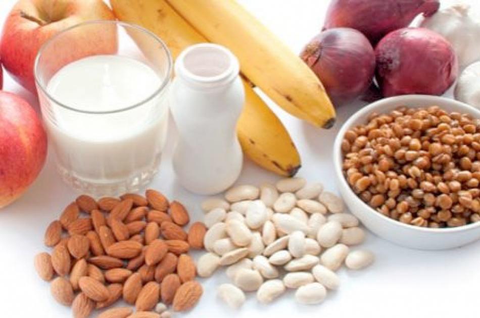 probioticos y prebioticos naturales